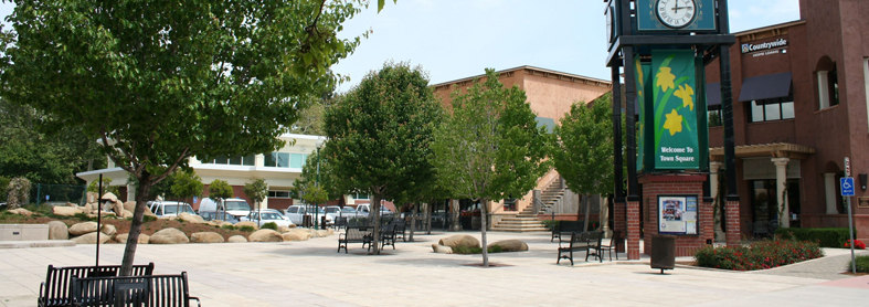 A look at Town Square in Downtown Vacaville